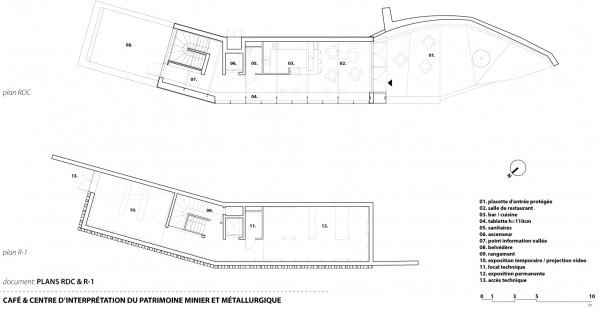 Plan / V2S architectes