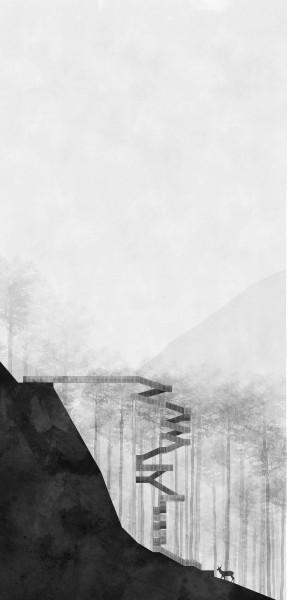 Elevation Eskailera, l'Escalier Celeste / Sandrine IRATCABAL