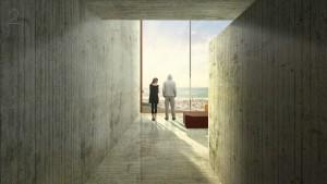 2 centre artistique / redécouverte du paysage / Thomas CARTIER / Pierre Augustin BOUCTON