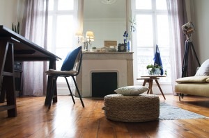 appartement le Cheverus / Camille Egreteaud