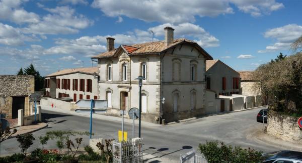 Angle avenue de l'Europe, rue Joséphine / lna