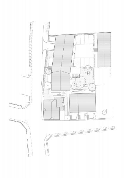 Plan de masse / lna