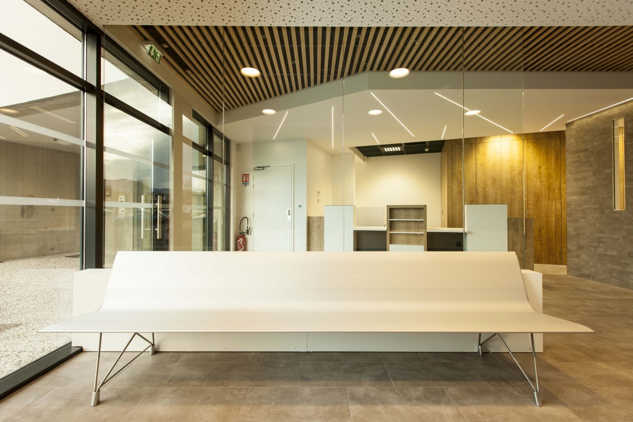 Salle d'attente / L'Atelier d'Hervé