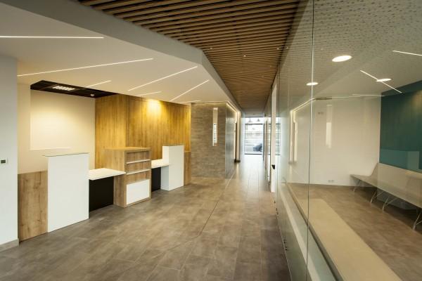 hall d'entrée / L'Atelier d'Hervé