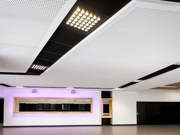 Salle de réception / L'Atelier d'Hervé