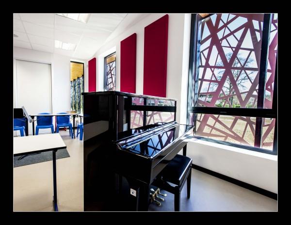 Salle de formation / L'Atelier d'Hervé