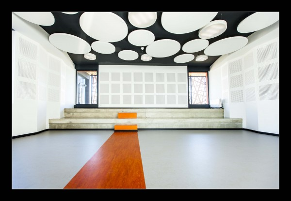 Salle Piano / L'Atelier d'Hervé