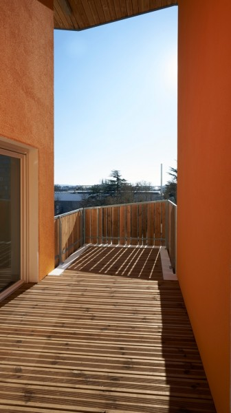 CIEL'O - terrasse-loggia / Denis Lacharme