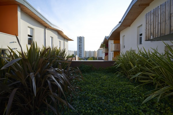 CIEL'O - le toit jardin / Denis Lacharme