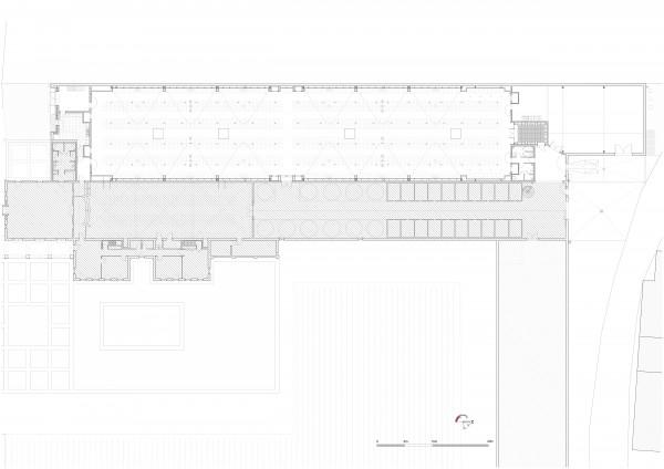 plan / Bertrand Digneaux Architecte
